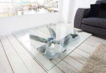 Zalety i wady stołu ze szklanym blatem